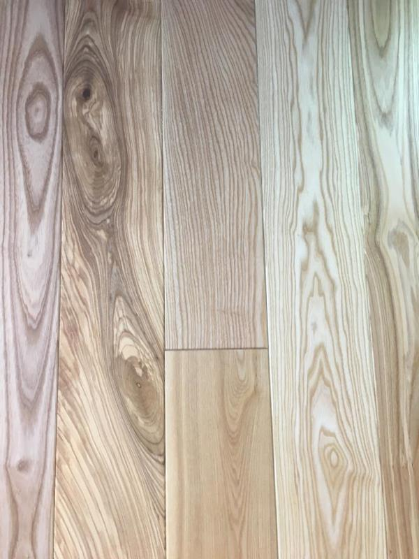Rondo Solid Oak Lacquered Wood -01