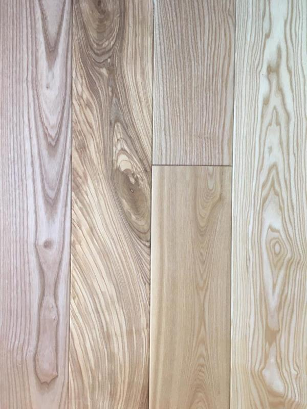Rondo Solid Oak Lacquered Wood -11