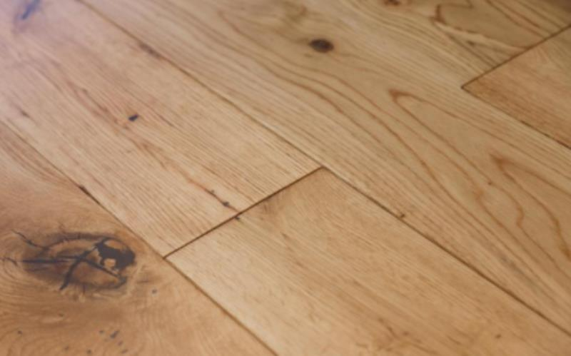 Redditch Solid Oak Lacquered -21