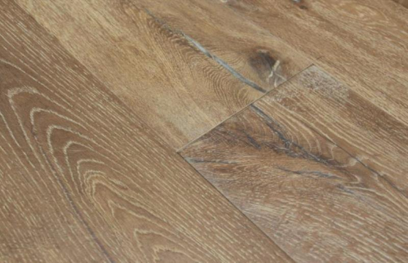 Richmond Engineered Distressed Bright White Oak-01