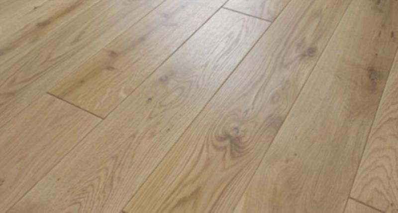Solid 20mm x 100mm Lacquered Oak-21
