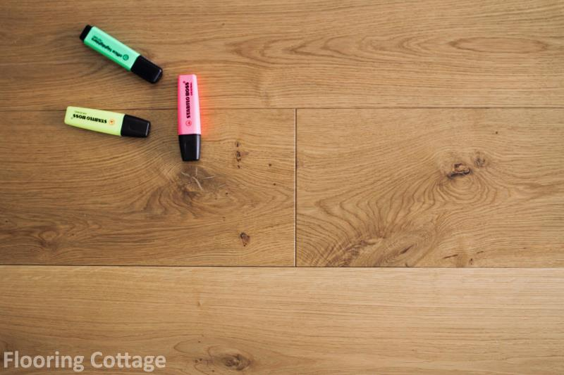 Barbican Engineered Brushed Oiled Oak BT15190-01
