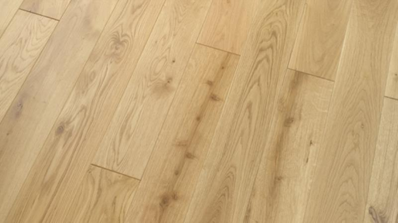 Cottage Clear Lacquered Oak 18mm x 150mm-11