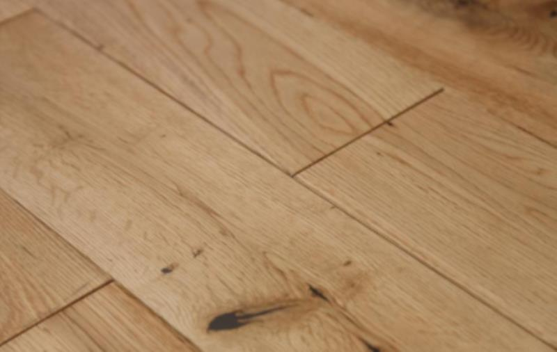 Cottage Clear Lacquered Oak 18mm x 150mm-21