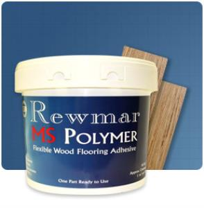 Rewmar Polymer MS Wood Floor Adhesive