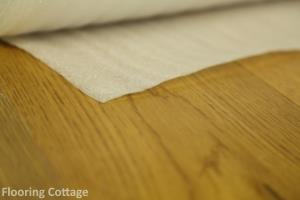Cottage 2MM WHITE FOAM UNDERLAY