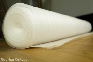 Cottage 2MM WHITE FOAM UNDERLAY-11