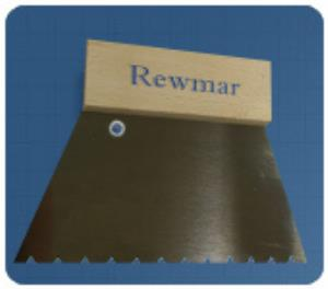 Rewmar 6mm Notch Trowel