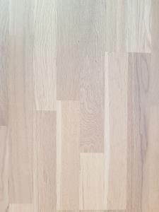 Bedford Engineered White Lacquered Oak 3 Strip-11