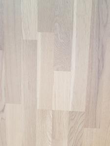 Bedford Engineered White Lacquered Oak 3 Strip-21