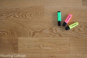 Mayfair Engineered Lacquered Oak Click