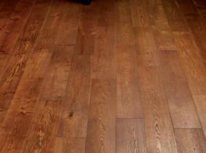 Shoreditch Solid Brushed Caramel Oak -11