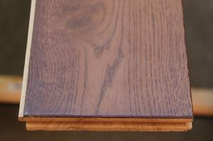 Shoreditch Solid Brushed Caramel Oak -21