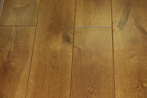 Highgate Solid Smooth Golden Oak