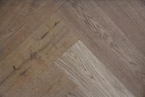 Cottage Engineered Herringbone Smoked Oak 148mm-11