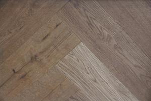 Cottage Engineered Herringbone Smoked Oak 148mm-21