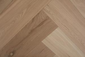 Cottage Engineered Herringbone Invisible Oiled Oak 148mm-21