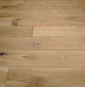 Cottage Clear Lacquered Oak 20mm x 120mm